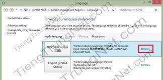 Hướng dẫn cài đặt Bộ gõ Tiếng Trung SOGOU trên máy tính Win 7 Win 8 Win 10, hướng dẫn cài đặt font tiếng trung trên win8