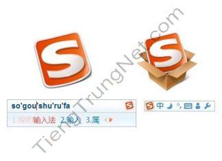 gõ tiếng trung trên điện thoại Video Cài đặt Bộ gõ Tiếng Trung SOGOU trên máy tính