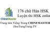 Tổng hợp 176 chữ Hán HSK mới cấp 1 Luyện thi HSK