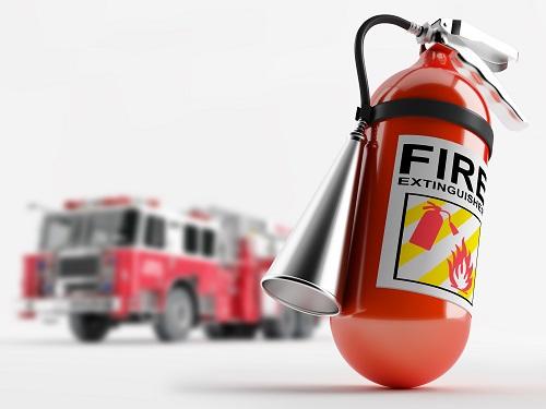 Từ vựng Tiếng Trung về Phòng cháy Chữa cháy