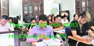Hướng dẫn Gõ tiếng Trung trên máy tính Bài 8, hướng dẫn gõ tiếng trung quốc, cách gõ tiếng trung trên win 7, gõ tiếng trung win 8, gõ tiếng trung win 10, gõ tiếng trung ios