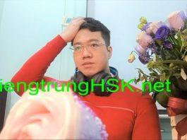 Học tiếng Trung Thương mại lớp tiếng Trung Thương mại Thầy Vũ ChineMaster