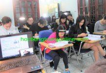 Trung tâm tiếng Trung Thầy Vũ TP HCM