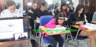 Trung tâm tiếng Trung TP HCM Thầy Vũ ChineMaster