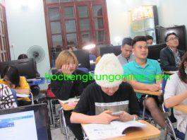 Review Trung tâm tiếng Trung tp hcm