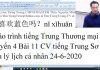 Nhập hàng Trung Quốc chủ đề Ăn uống bài 2 trung tâm tiếng Trung thầy Vũ tphcm