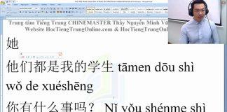 luyện dịch tiếng trung bài 12
