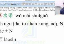 luyện dịch tiếng trung bài 19