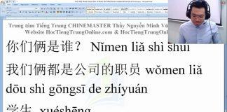 luyện dịch tiếng trung bài 2