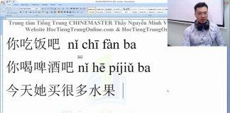 luyện dịch tiếng trung bài 4