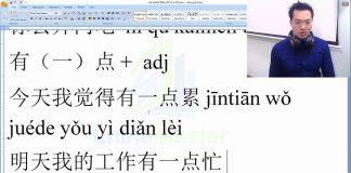 luyện dịch tiếng trung bài 5