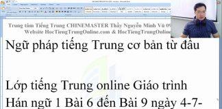 Nhập hàng Trung Quốc Giao hàng cho khách Bài 1