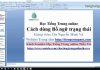 Giáo trình luyện dịch tiếng Trung bài 3