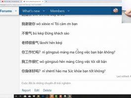 Giáo trình luyện dịch tiếng Trung uy tín bài 1 Luyện thi HSK online miễn phí cùng Thầy Vũ