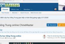 Giáo trình luyện dịch tiếng Trung uy tín bài 6
