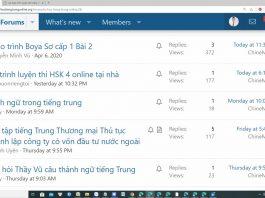 Giáo trình bài tập luyện dịch tiếng Trung ứng dụng Phần 2 - Download bộ gõ tiếng Trung sogou pinyin về máy tính - Tài liệu luyện dịch tiếng Trung HSK ứng dụng Thầy Vũ ChineMaster