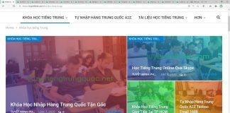 Giáo trình luyện dịch tiếng Trung mỗi ngày Bài 3 - Bài tập luyện dịch tiếng Trung ứng dụng Thầy Vũ - Tài liệu luyện dịch tiếng Trung Quốc mỗi ngày ChineMaster