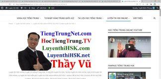 Giáo trình luyện dịch tiếng Trung mỗi ngày Bài 8 - Download bộ gõ tiếng Trung sogou pinyin - Bài tập luyện dịch tiếng Trung ứng dụng thực tế Thầy Vũ ChineMaster