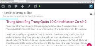 Giáo trình học tiếng Trung Quận 10 TP HCM bài 3 - Trung tâm tiếng Trung Quận 10 ChineMaster TP HCM - Trung tâm tiếng Trung uy tín Quận 10 Thầy Vũ - Trung tâm học tiếng Trung uy tín tại TP HCM Quận 10