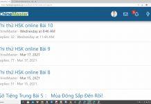 Học tiếng Trung Quận 10 ChineMaster bài giảng số 2 - Trung tâm tiếng Trung ChineMaster Quận 10 Cơ sở 2 TP HCM Sài Gòn