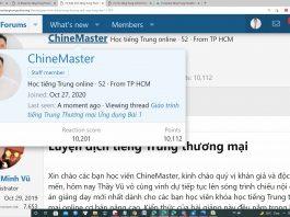 Giáo trình tiếng Trung thương mại Bài 11 - Khóa học tiếng Trung thương mại online cơ bản nâng cao - Giáo trình tiếng Trung thương mại ChineMaster Thầy Vũ chủ biên