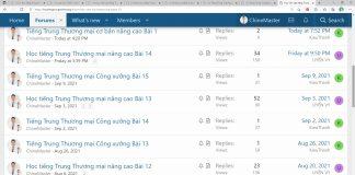 Giáo trình tiếng Trung thương mại Bài 3 - Giáo trình tiếng Trung thương mại ChineMaster - Khóa học tiếng Trung thương mại cơ bản nâng cao - Lớp học tiếng Trung thương mại trực tuyến - Tài liệu tiếng Trung thương mại